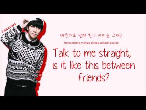 Block B  - Mental Breaker (Color Coded Lyrics: HAN, ROM, ENG)