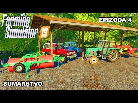 SUMARSTVO | Epizoda 4 | Farming Simulator 2019