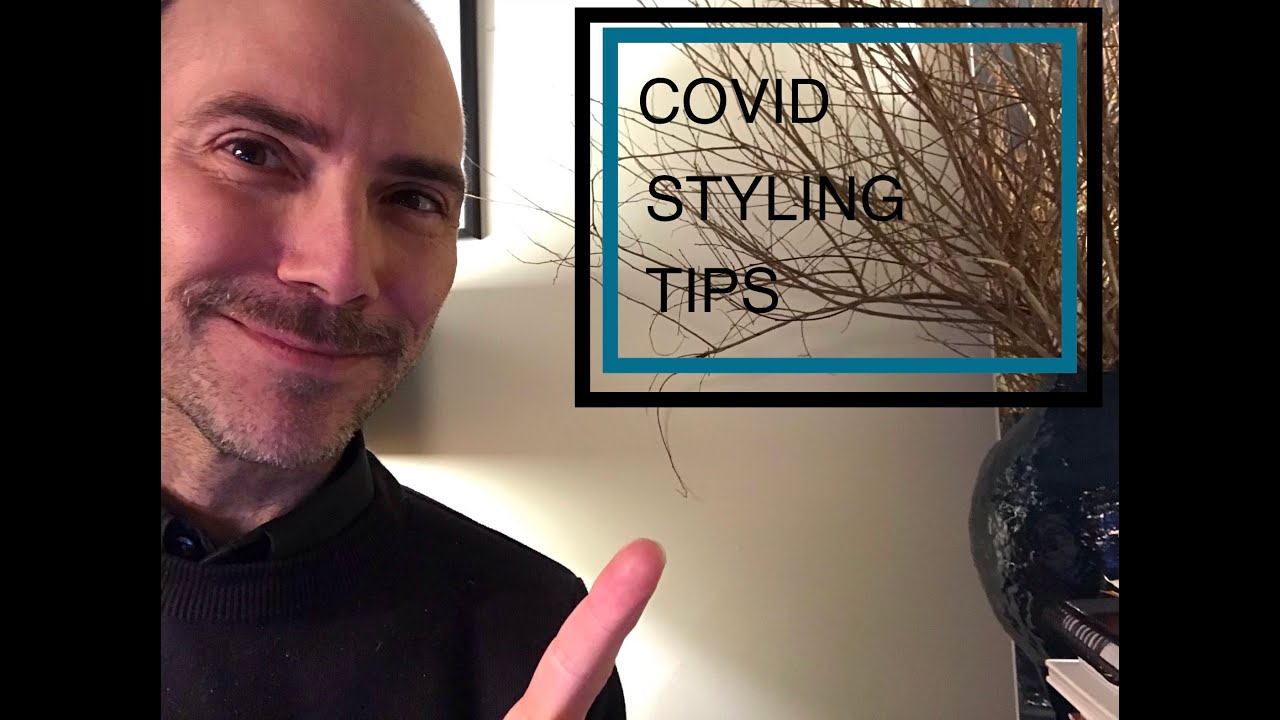 Covid LOCK DOWN Re-STYLE with Bright, Large & BOLD Decor #refresh #interior #design #DIY