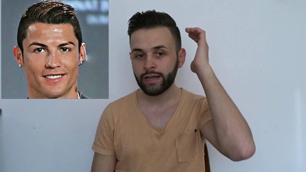 Vorbim Despre Frizura Lui Cristiano Ronaldo Cr7 2 Vlog C