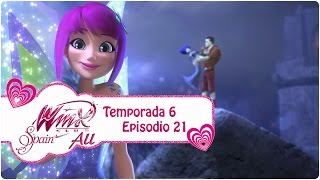 Winx Club - Temporada 6 Episodio 21 (Español Latino) - Un Monstruo Enamorado - COMPLETO