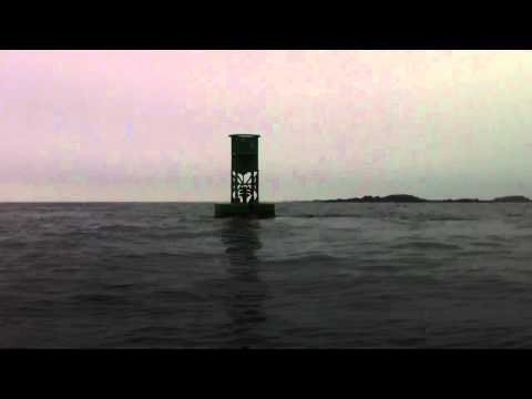 Gong buoy near Brown Cow 2