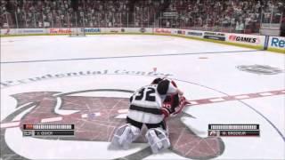 NHL 13 Demo Goalie Mode