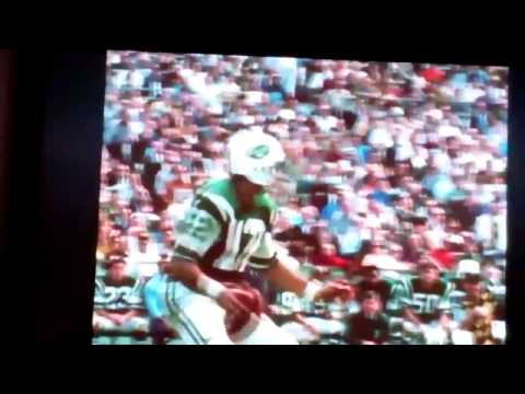 1968 Jets! How Namath became a Quarterback!