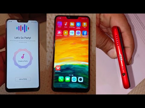 Oppo A3s First Look Specifications Price Youtube