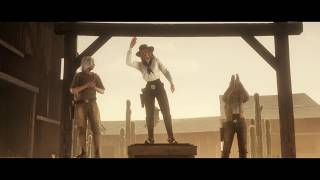 Red Dead Online Beta (PS4) - Winning 3 Races in A Row