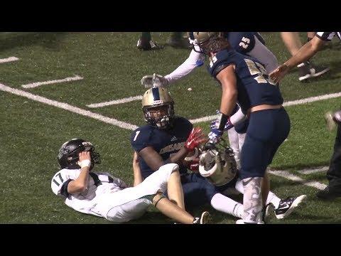 9-29-17 Hopatcong vs Morris Catholic Football