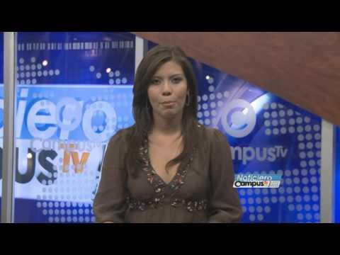Sofia Murillo  Noticiero Campus TV Intro