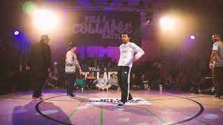 Till I Collapse Battle 2017 Popping Finale Volt&JRobin vs Joker Pop&Sadeck