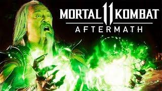 ВОСКРЕШЕНИЕ ОРУЩЕЙ ► Mortal Kombat 11: Aftermath #2