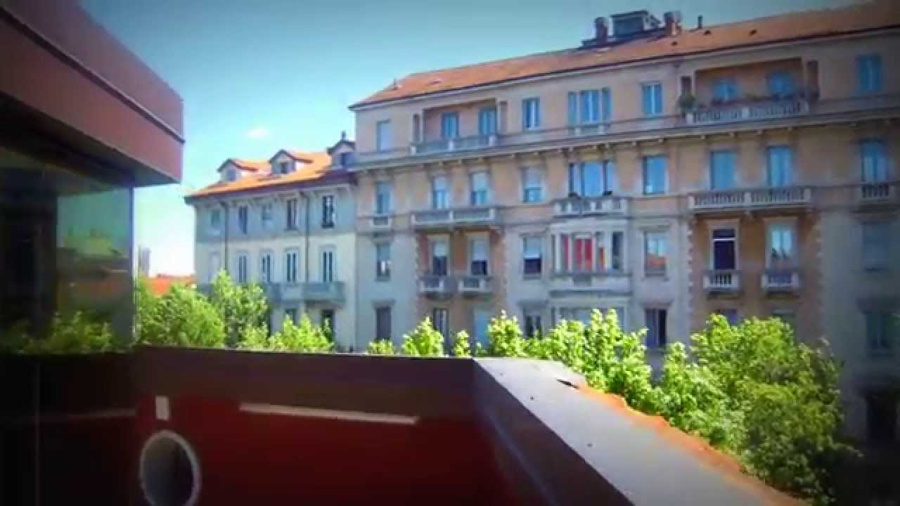 Centro Studio di Via Melzi d\'Eril 34 Milano - YouTube