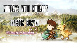 Mondays w/ Mrhappy Episode 11 - Weekly Q&A
