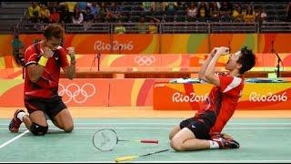 Semi Final, Pebulutangkis Indonesia Depak Juara Bertahan Tiongkok