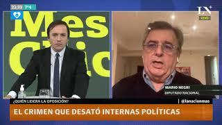 """Mario Negri: """"el Silencio De Mauricio Macri Ha Sido Prudente"""""""