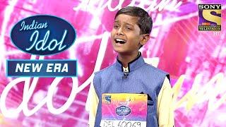 Chetan दिया एक Soulful Performance | Indian Idol | New Era