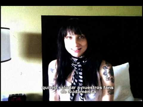 Sister Sin - Message from Liv Jagrell