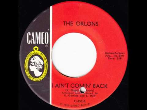 I Ain't Coming Back-Orlons-'65-Cameo 352.