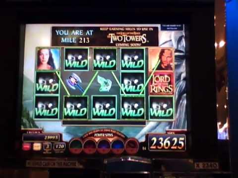 Lord Of The Rings Slot Las Vegas