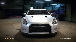Need For Speed 2015 - Nissan GT-R Premium 2015 - Test Drive Gameplay (XboxONE HD) [1080p60FPS]