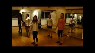 RA. ONE Criminal Intermediate choreography at Dancend by Ruchi Pushkarna