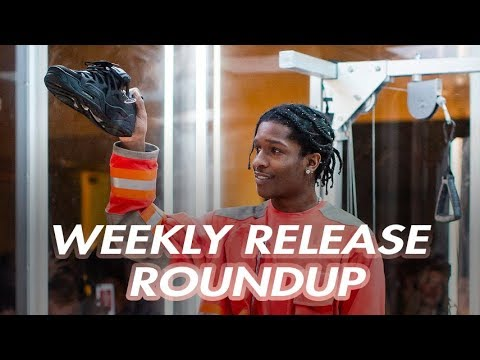 Weekly Release Round-Up | Off-White x Nike News, Tyler the Creator 'Golf le Fleur' & atmos x Nike