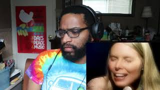 Joni Mitchell Reaction  - Woodstock (Live 1970)