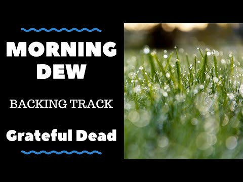 Morning Dew - Backing Track - Grateful Dead