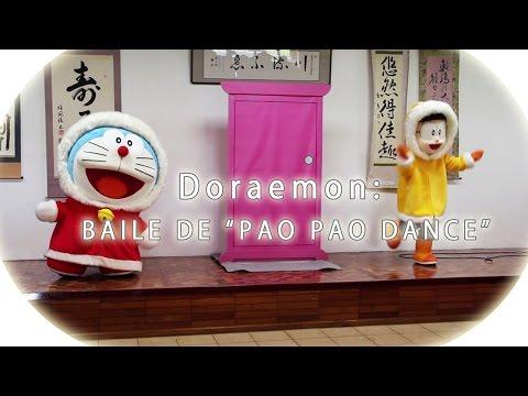 """Doraemon: baile de """"Pao Pao Dance"""""""