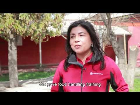 Seeing our people's potential in Chile — Anglo American