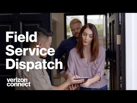 Field Service Dispatch Demo