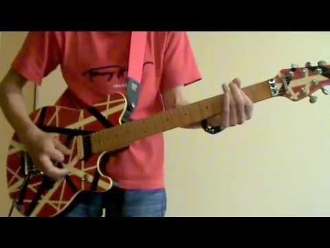 Van Halen Judgement Day Guitar Cover