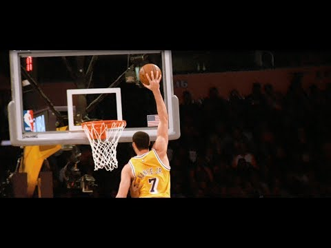 Los Angeles Lakers' Top 10 Plays of the 2016-2017 NBA Season