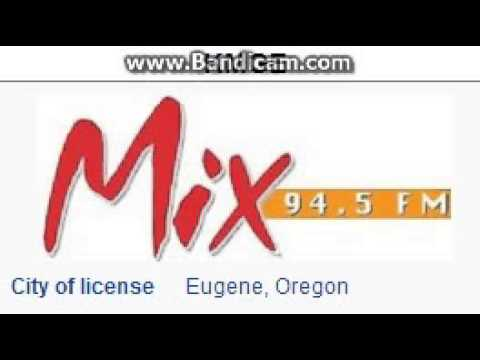 KMGE 94.5 Mix FM Eugene, OR TOTH ID at 5:00 p.m. 5/25/2014