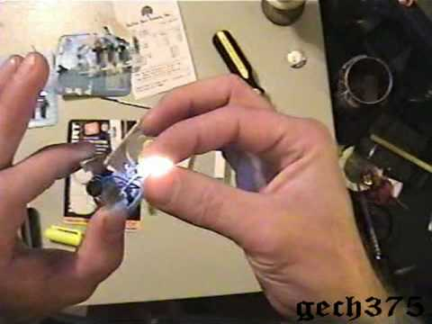 Bright led ice fishing house lights doovi for Tip up lights for ice fishing
