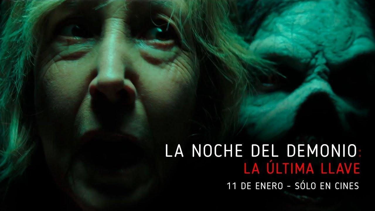 La noche del demonio la ltima llave trailer oficial - La llave del hogar ...