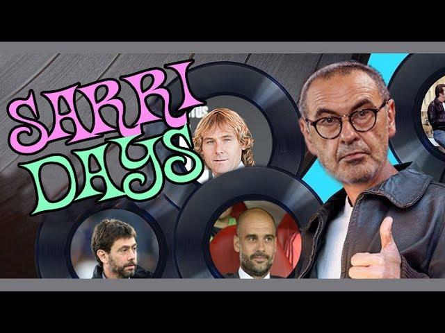 SARRI DAYS - Parodia HAPPY DAYS