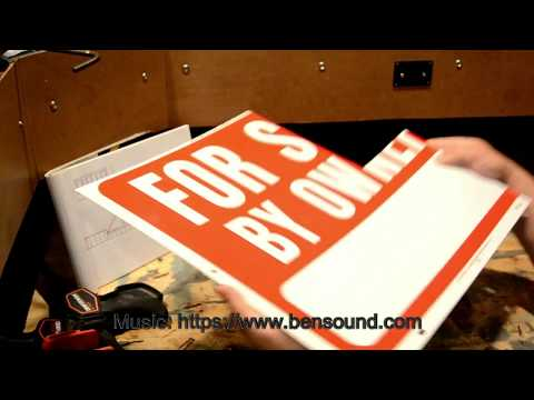 Bridging the gap with a For Sale Sign…..HO Scale Bridge Build…