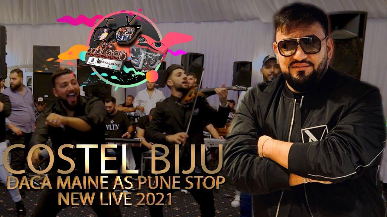 Costel Biju 🌀 Echipa Romaniei 🚀 Daca maine as pune stop NEW LIVE 2021 by Barbu Events