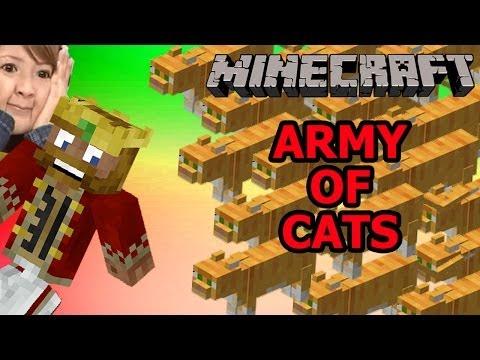 minecraft cats | Tumblr