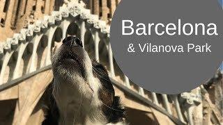 A trip to Barcelona, and Vilanova Park [CC]