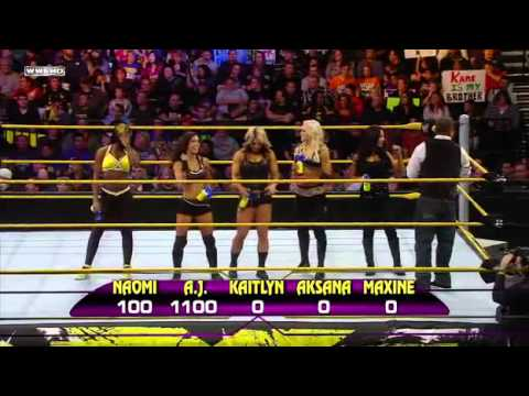 Download WWE NXT 12/10/2010 - Rookie Diva Name The Entrance Theme Challenge