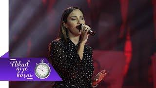Aleksandra Prijovic - Splet pesama - (live) - Nikad nije kasno - EM 02 - 30.09.2018