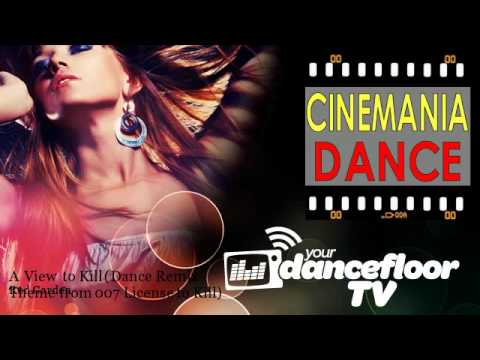 Red Garden - A View to Kill - Dance Remix - Theme from 007 License to Kill