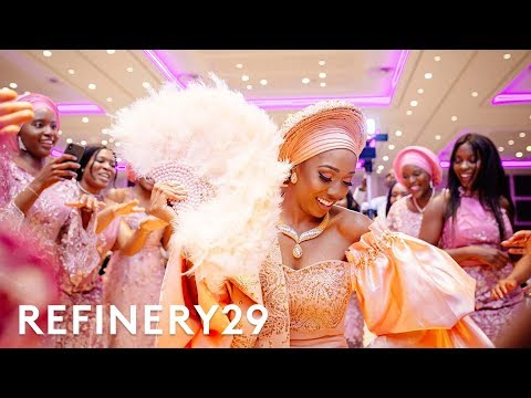 This Traditional Nigerian Wedding Is So Beautiful | World Wide Wed | Refinery29