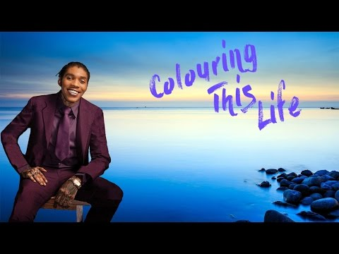 Vybz Kartel-Colouring This life On Steelpan (Must Watch)