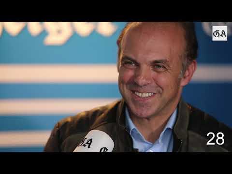 Der heiße Stuhl: Ralph Lorenz (FDP), Bundestagskandidat für den Rhein-Sieg-Kreis