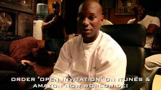 "Tyrese presents... The Making of ""OPEN INVITATION"" (Part 2 of 2)"