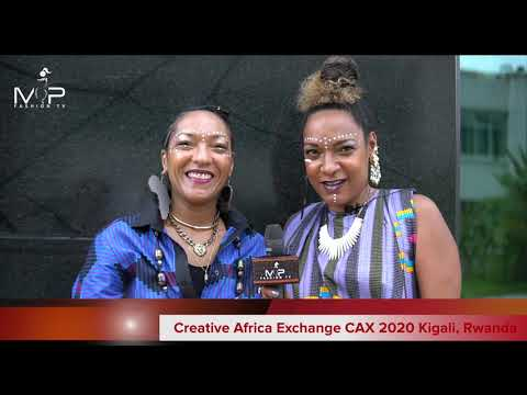 CAX WKND Creative Africa Exchange 2020 Kigali, Rwanda