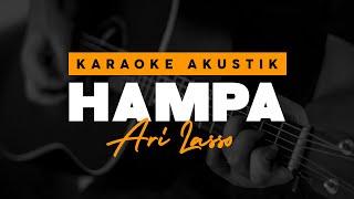 Download Hampa - Ari Lasso ( Karaoke Akustik )