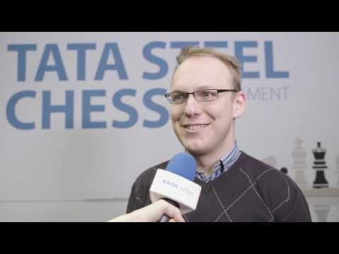 Markus Ragger on being the Challengers' tournament leader - Tata Steel Chess 2017